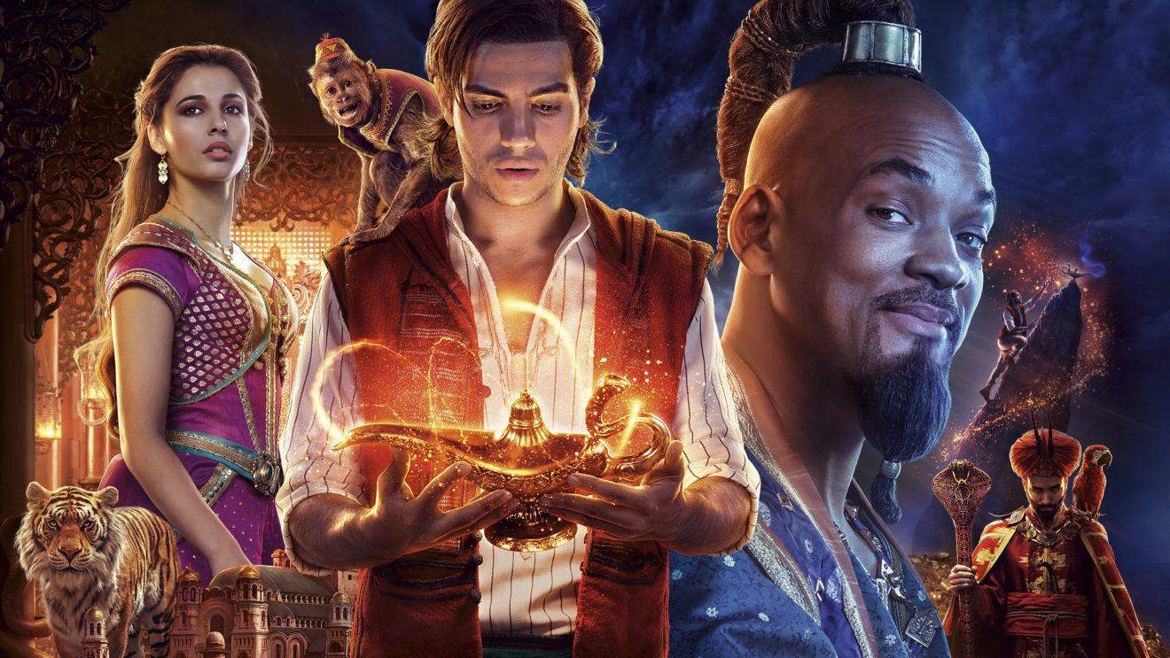Акция Киноафиша Волшебный восток: Разыгрываем призы к фильму «Аладдин»