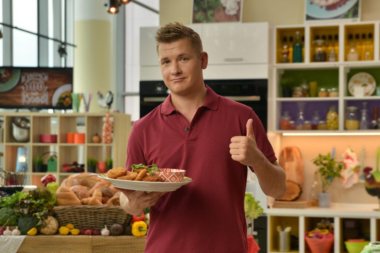 У вас есть проблемы на кухне? У вас есть я, Александр Белькович, значит, у вас нет проблем! Потому что я могу решить любую.