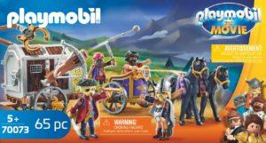 Смотрите «Playmobil Фильм: Через вселенные» и выигрывайте игровой набор Playmobil