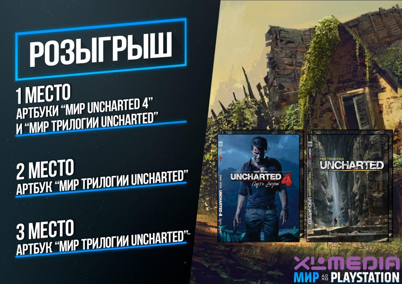 Сразу два розыгрыша Мир PlayStation | PS4 | PS5