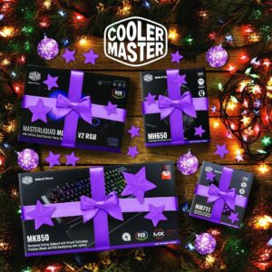 Cooler Master Russia - Дарим подарки за вашу креативность!