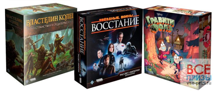 Разыгрываем настольные игры от издательства Hobby World