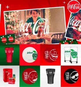 Акция Coca-Cola - Новогоднее промо 2021